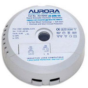 round lighting transformer low voltage 12v 150va 150 watt dimmable