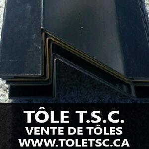 Tôle T.S.C. panneaux de polycarbonate TOLE
