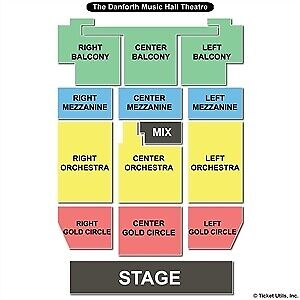DIDO - 2 OR 4 TICKETS - DANFORTH MUSIC HALL - 6TH ROW CENTER