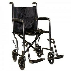 Folding Transport Chair