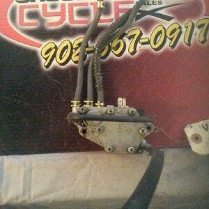 Yamaha Viper 700 Fuel Pump