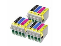 Ink Cartridges for EPSON RX420/RX425/RX450/RX520/R240/R245
