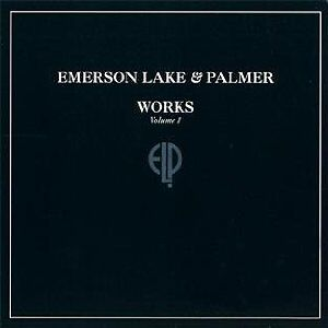 Emerson, Lake & And Palmer - Works Volume 1 (NEW CD)