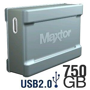 "750GB Maxtor 3.5""HDD"