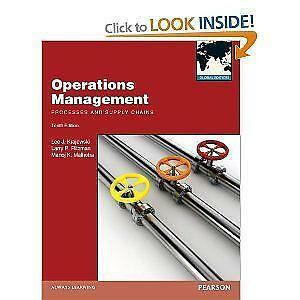 operations management processes and supply chains Florida tech university – explore the difference between supply chain management and operations management from a regionally accredited university.