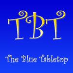 The Blue Tabletop