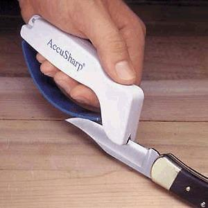Accusharp Knife and Tool Sharpener 001C