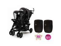 Graco Quattro Tour Duo - Sport Luxe - Double pram/pushchair