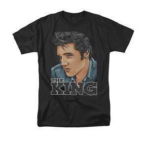 Elvis shirt ebay for Elvis t shirts for men