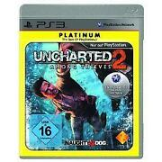 PS3 Spiele Uncharted