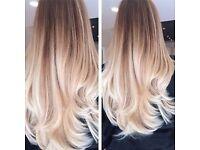 La Weaves-Tape Hair-Micro Ring Hair–Weaves Hair - Nano Ring Hair Extension–Pre-bonded Hair