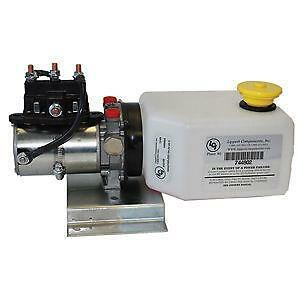 hydraulic power unit hydraulic pump power unit
