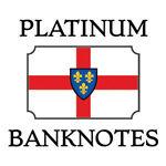 Platinum Banknotes