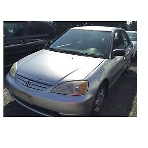 2001 Honda Civic 4dr Sdn DX-G with Lubrico Warranty