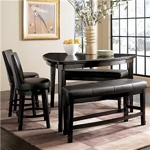 Ashleys Furniture Dining Set