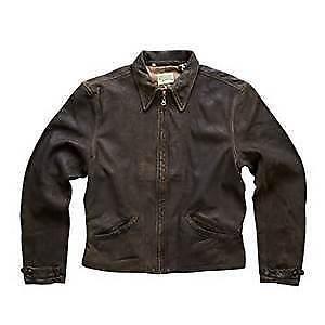 d4cae7b8e52 Vintage Levi s Leather Jacket