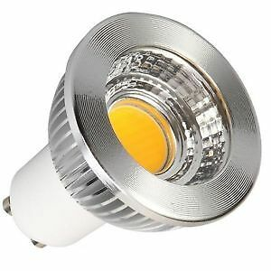 【Sale】LED GU10 6W COB ONLY $
