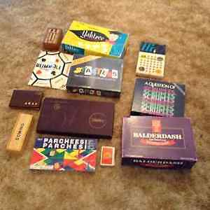 Family Game Collection