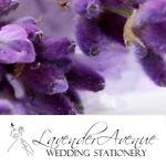 Lavender Avenue Wedding Invitations