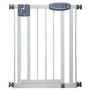 safety gate baby safety gates ebay. Black Bedroom Furniture Sets. Home Design Ideas