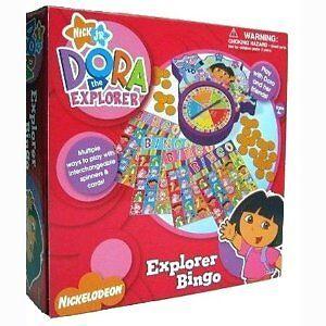DORA Bingo Game