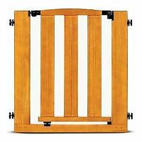 Swinging Safety Gates with Extensions