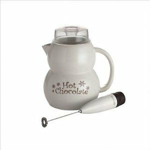 French Cafe Hot Chocolate Beverage Maker