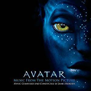 Avatar Soundtrack CD