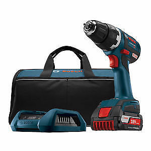 Bosch 18V Cordless Drill/Driver kit with Wireless Charger-BNIB