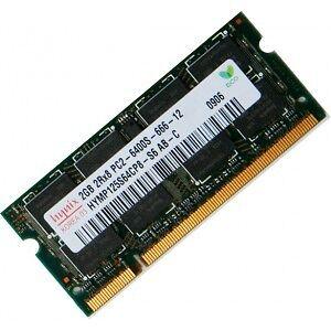 2 GB DDR 2 800MHz laptop Ram