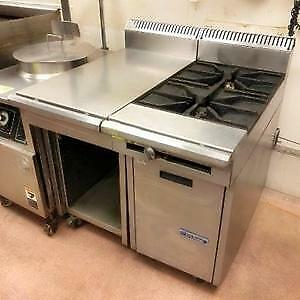 Gas Cooking Station - US Range Portable with (2) burners