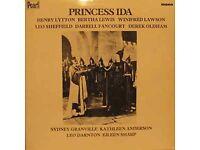 Gilbert & Sullivan – Princess Ida - 2X Vinyl **Very Rare Classical Opera**