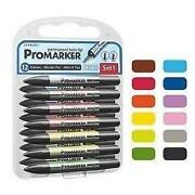 Letraset Markers