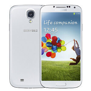 White Samsung Galaxy S4 Unlocked! @ One Stop Cell Shop