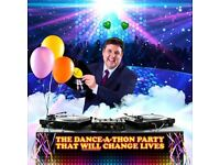 Peter Kay's Dance For Life Ricoh Arena Coventry Friday 3rd March 2 genuine Tickets