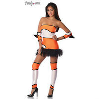 Halloween Costume - Nemo for adults