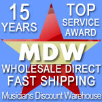 MUSICIANS DISCOUNT WAREHOUSE