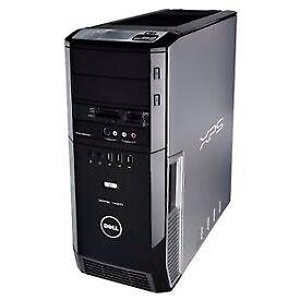 ULTRA FAST DESKTOP COMPUTER PC INTEL C2D 3.0GHz 8GB DDR 500 GB HD HDMI