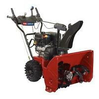Toro Snowblower - Are you ready for Snow?