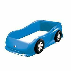 Little Tikes race car bed twin