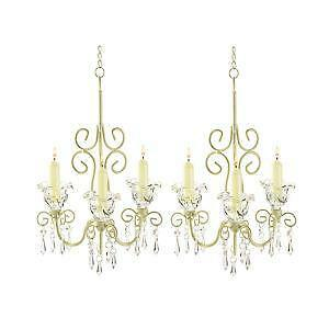 Candle chandelier ebay hanging candle chandeliers aloadofball Image collections