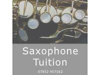 Saxophone Tuition in Norwich