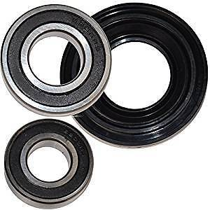 Bearing and seal kit for whirlpool front load washer