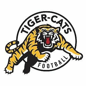 TIGER CATS THIS SATURDAY   !!!!!