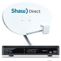 New Shawdirect - Starchoice XKULNB Satellite Dish