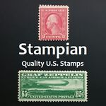 Stampian Quality US Stamps