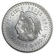 Mexican 5 Peso Coin