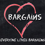 Everyone Loves Bargains