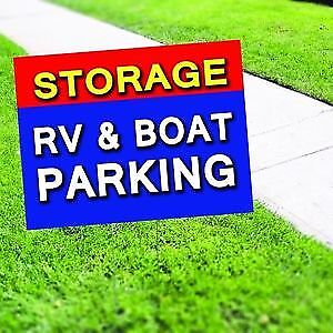 RV Parking and Storage, Boats, Trailers welcome