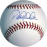 Derek Jeter Autograph